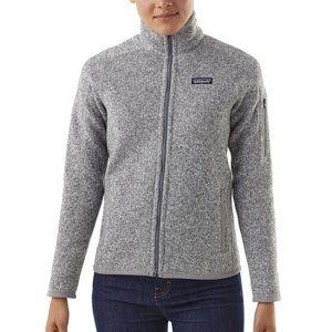 Patagonia Grey Better Sweater